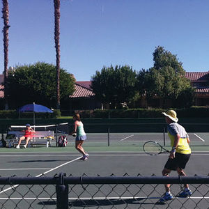 Woodhaven Country Club Tennis